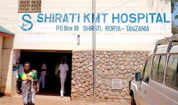 Shirati Hospital in Tanzania is preparing to be able to treat COVID-19 cases after the nation confirmed its first case on March 16. — Goshen College