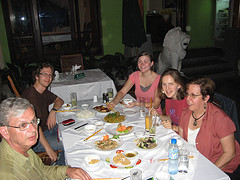 MCC Workers with Dale in Hanoi