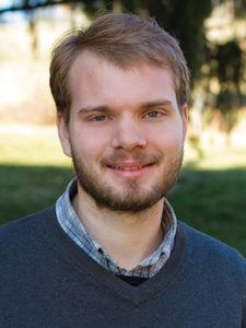 David Jost, ESL Instructor