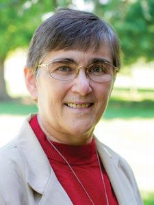 Dorothy Jean Weaver, seminary professor of New Testament