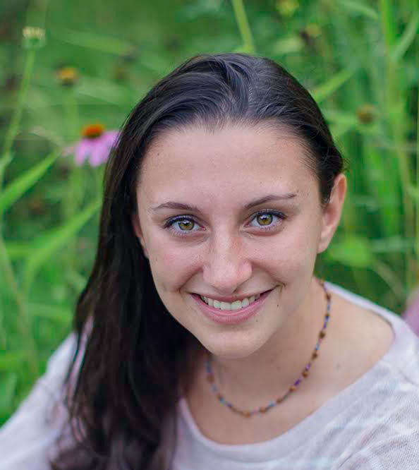 Leah Wenger portrait